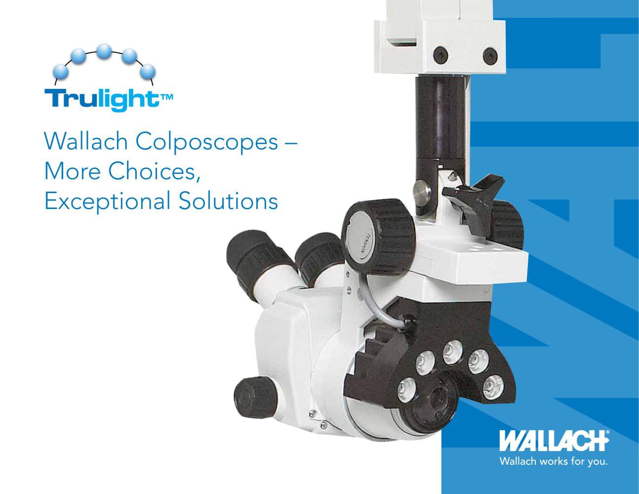 wallach colposcope
