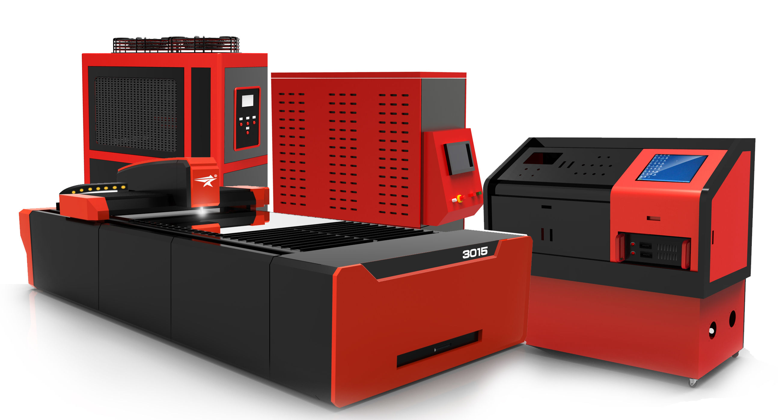What is laser cnc machine?