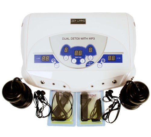foot detox machine
